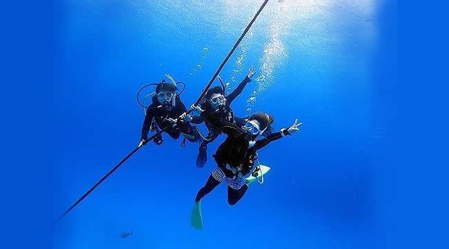 ダイビング虎の巻⑤「潜降が下手で手間取る」
