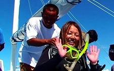 セブ島アドバンス取得ツアー<br>ブルーコーラル指定<br>ホワイトサンズ泊