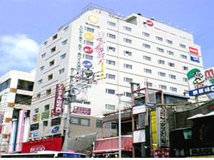【那覇】ホテル山の内<br><br>