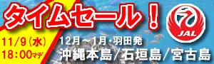 12月-1月出発限定タイムセール!沖縄本島・石垣島・宮古島ダイビングツアーが激安価格で登場!