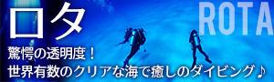 ★「ロタホール」のシーズン(3月上旬~10月上旬頃)到来!ロタ島ダイビングツアー ブルーパームス指定